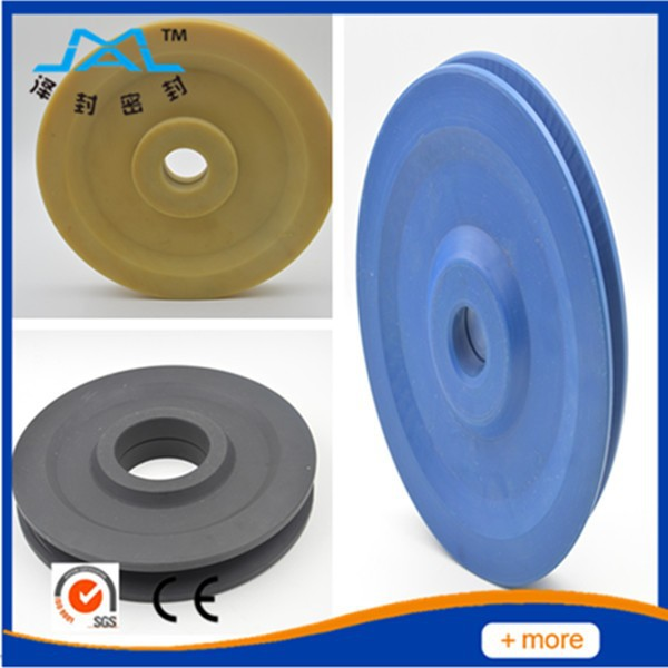 2015 Factory Supplying Long Service Life Rope Guide Pulley