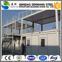 prefabricated sunny container house
