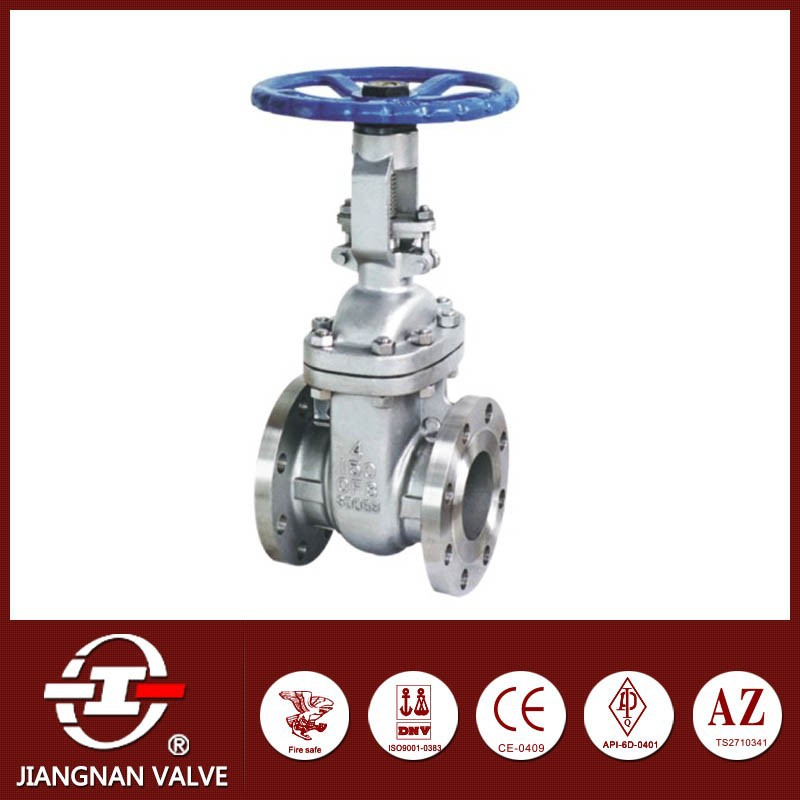 OS&Y Gate Valve Stainless Steel 150LB