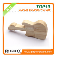 Factory price waterproof wooden usb 2.0 Flash drive, 1/2/4/8GB usb flash drive with FCC CE ROHS