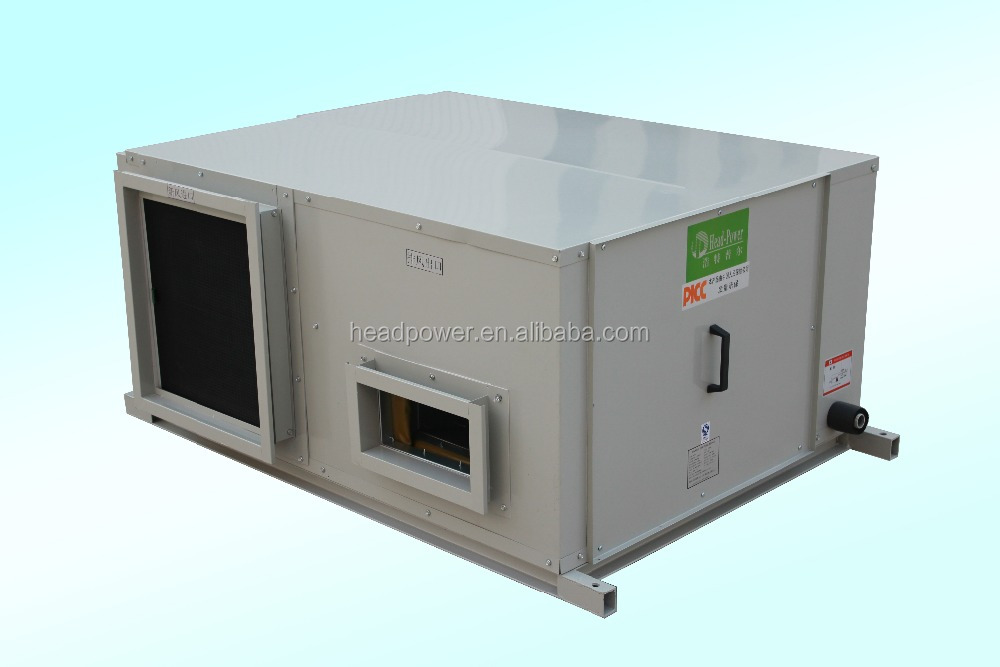 20kw ahu crossflow erv/hrv units