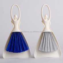plastic mini brush with dust pan small dustpan and brush cleaning set broom and dustpan