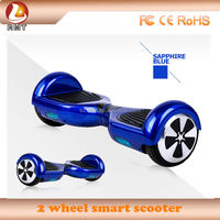 2016 NEW YEAR two wheel scooter self balancing scooter 2 wheel eletric scooter
