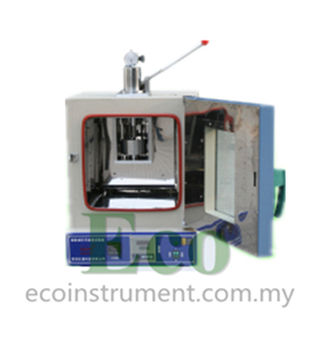 Rubber-weiss plasticity testing machine