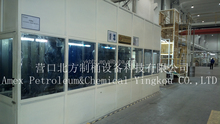China manufacture high speed steel drum making machine or steel drum production line for tar bitumen oil chemica