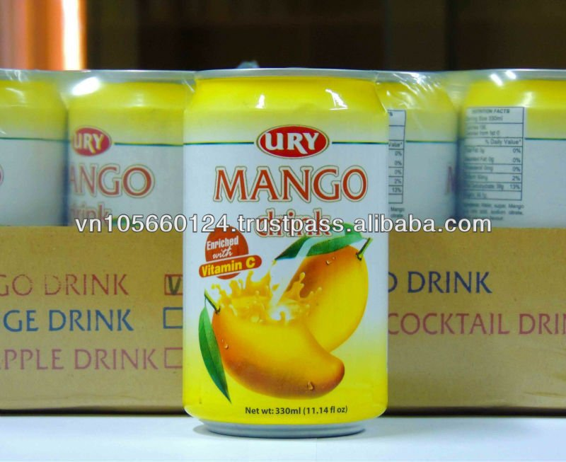 Factory Fresh Mango Fruit Drink
