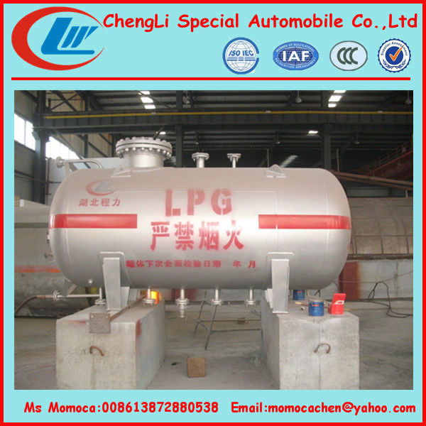 Mini propane storage tank lpg tanker vessel 10cbm on sale