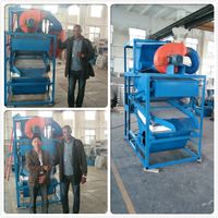 Multi-functional grain cleaning machine for sale