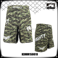 Best Selling Cage Fight Gear MMA Custom Sublimated MMA Shorts