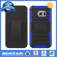Armor combo case mobile phone cover for Samsung Galaxy S7
