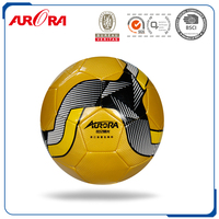 China Supplier Machine Stitched PVC Soccer Ball Size 5 Soccer Ball