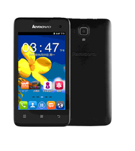 4.0 inch capacitive touch screen android smart phone city call android phone lenovo a396 dual sim card dual standby