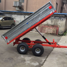 Farm Tractor Hydraulic Tipping Trailer