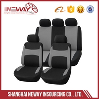 Cheap price custom latest leather interior kit(car seat cover)