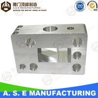 cnc machining 6061 aluminum led lamp holder aluminum esparrago hezagonal