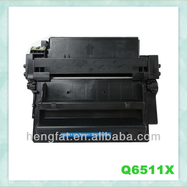 Compatible toner cartridge Q6511X 6511X 6511 for HP Laserjet 2420/2430 cartucho toner