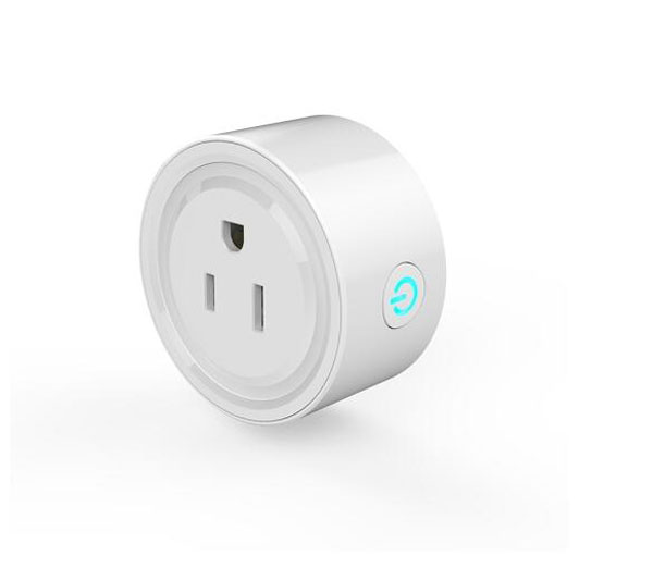 US standard work alexa google home mini smart WIFI <strong>plug</strong>