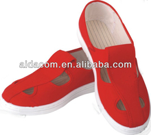 Cleanroom ESD butterfly shoes