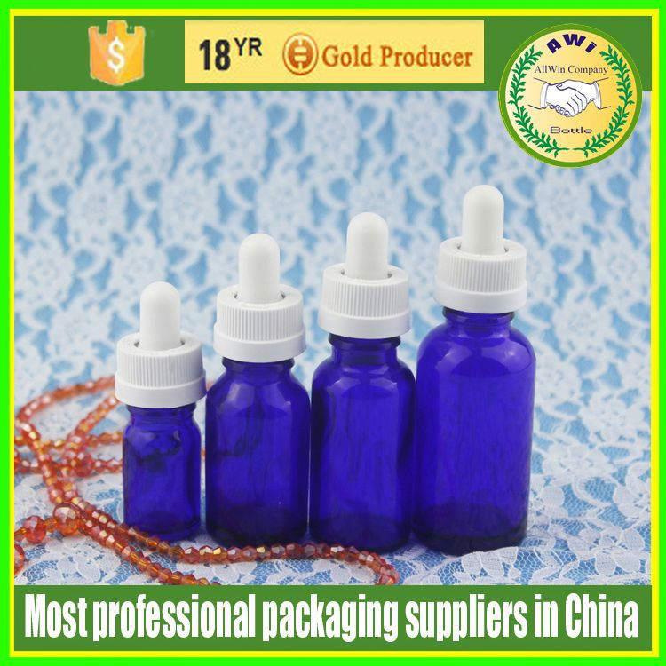 various carft sk glass dropper bottle red golden glass bottle 30ml
