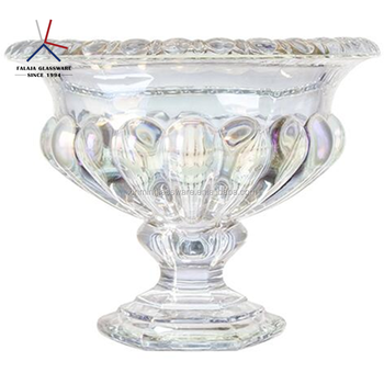 Best Quality Glass Vase with Thick Glassware For Home or Wedding From China