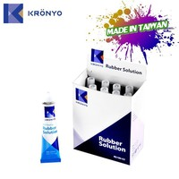 KRONYO wurth rubber glue gasket glue rubber solution for shoes
