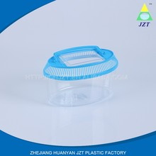 Attractive Price New Type Plastic round fish aquarium