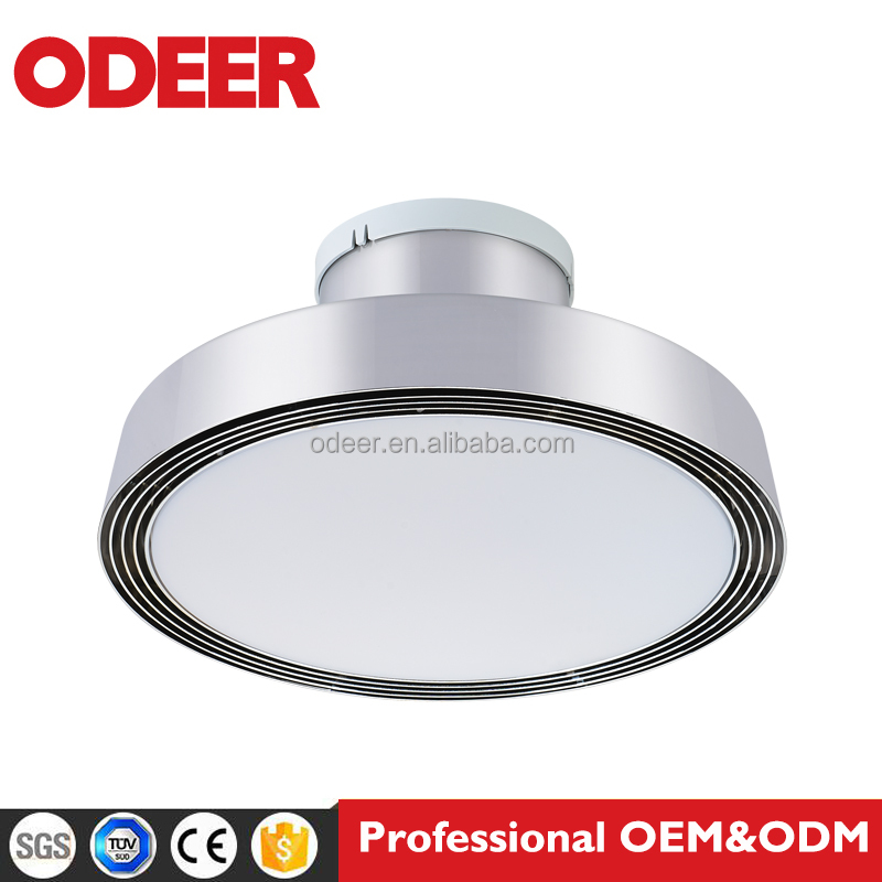 Wholesale Hidden blades Ceiling fan with light led crystal lamp ...