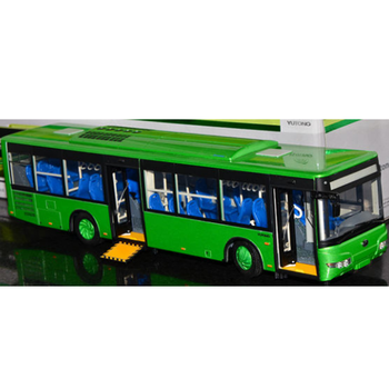 high quality zinc bus model with high quality