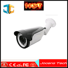 Small bullet ahd 720p camera 1.0mp home cctv security system 1000tvl