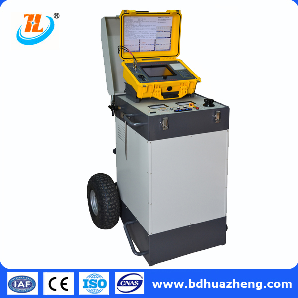 Underground Wire Fault Locator : Portable tdr underground cable fault locator power