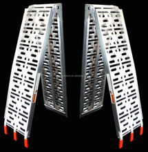 Heavy Duty Aluminum Motorcycle Bike Car Arched Foldable Loading Ramps