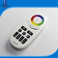 Langma RGBW led remote to match 2.4G RGBW led controller or 2.4G led bulb Group Division 4 Zone 2.4G RF Transmission Tech