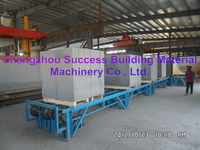 (50,000-450,000m3/year)automatic AAC Block Brick Making Machine/AAC Block Production Line/Sand AAC Plant