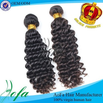 The resell / wholesale / ex-price USA top quality natural hair weaves for black women