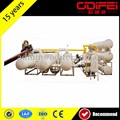 tire shredder plant rubber pyrolysis plant germany pyrolysis oil distillation plant