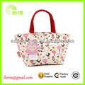 Recycly waterproof large tote beach bag with EN71 approved