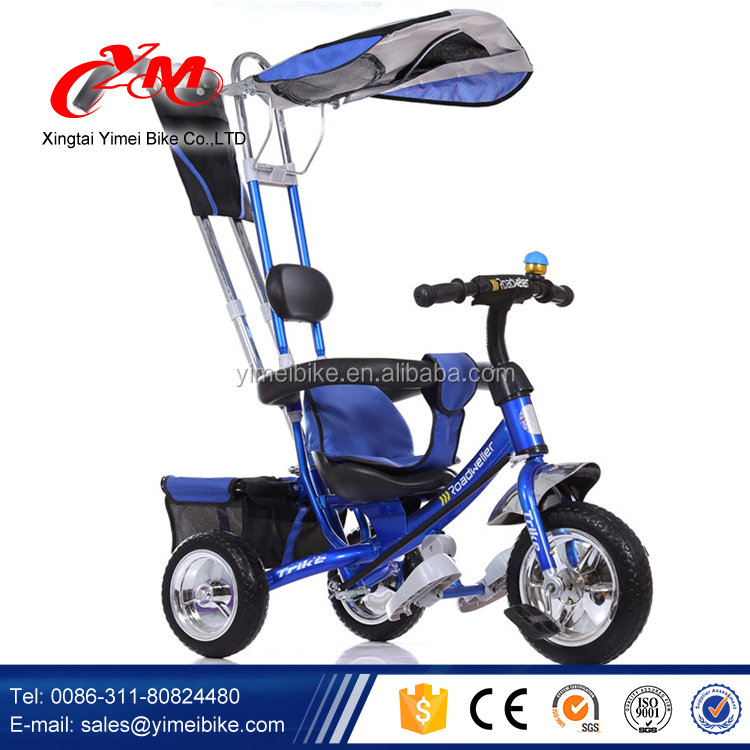 China Wholesale Best Ride on Trikes for Toddlers Children/reverse Seat Tricycle for Kids/2017 for sale Baby Tricycle