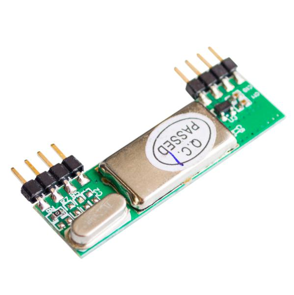 10pcs/lot RXB6 433Mhz Superheterodyne Wireless Receiver Module ARM/AVR