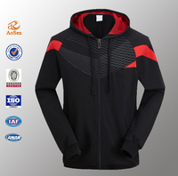 Custom brand cheap tracksuit jacket winter sports wear costumes