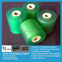 electric cable and wire coils wrapping material pvc wrap film
