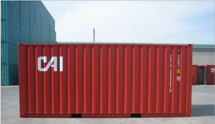 csc ISO 40hq standard shipping container