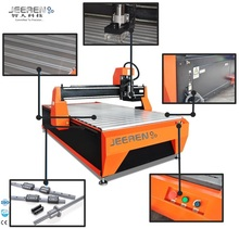 High Stability Jeeren Woodworking Small CNC Router with High Speed Operation and Low Price Guaranteed