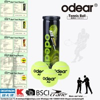 High Quality ITF Approved Professional Training custom Tennis Ball