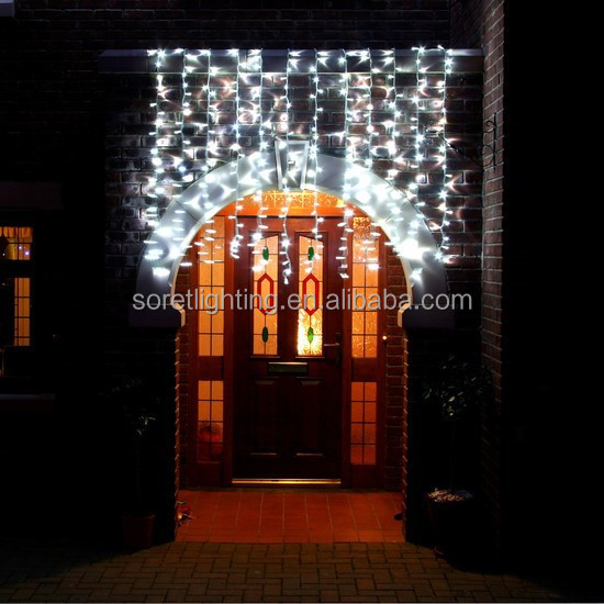 christmas decoration led curtain light