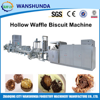 Professional Chocolate Special - Shap Wafer Making Machine