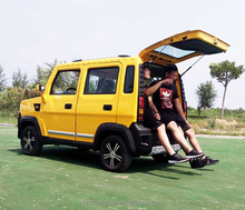 Four-wheel Low speed Electric vehicle F-018 60V 100AH 4KW Right Steering chinese offroad family use car