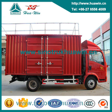 Sinotruk HOWO 4x2 3 ton China Van for Sale in Philippines
