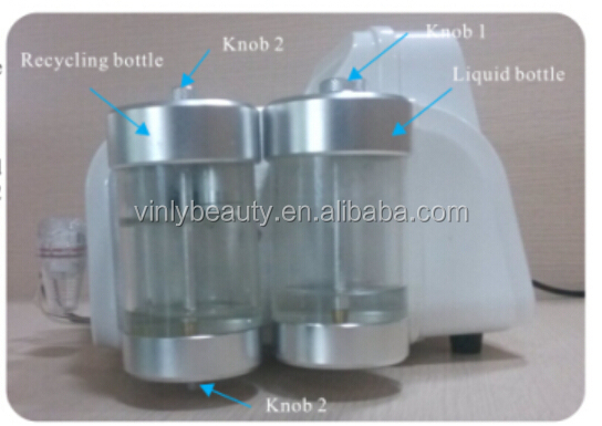 Newest Popular Hydra Dermabrasion Facial Machine Water Peeling System