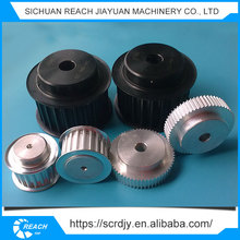 Factory price aluminum electric motor pulleys