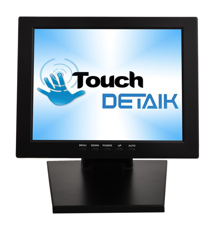 Cheap 10.4 inch LCD Touch PC Monitor